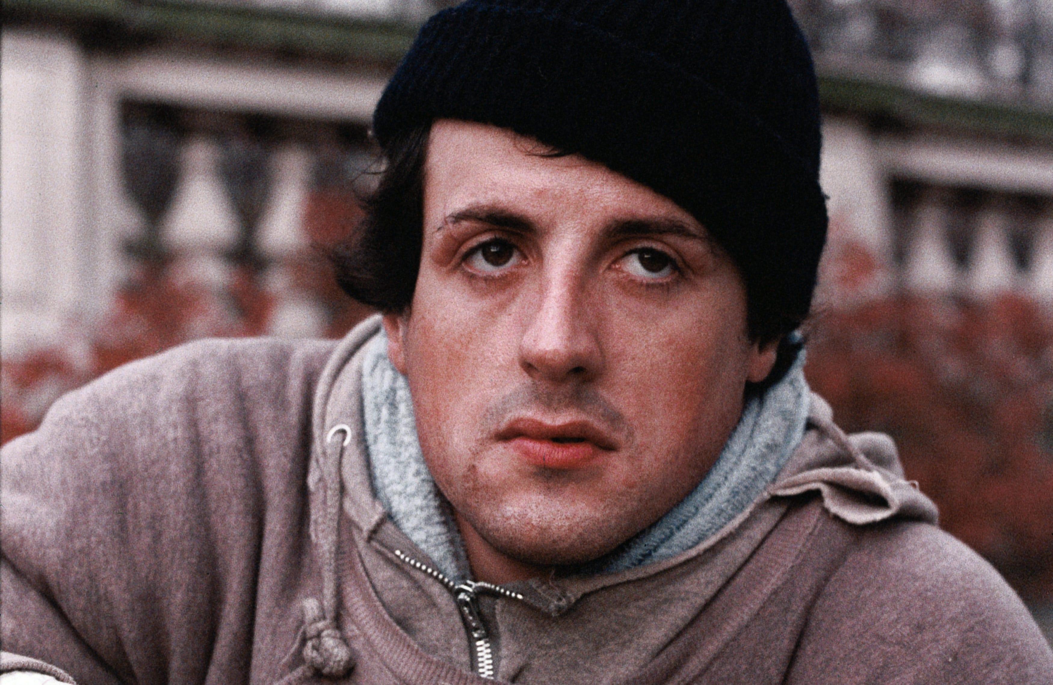 Life sylvester stallone young Sylvester Stallone