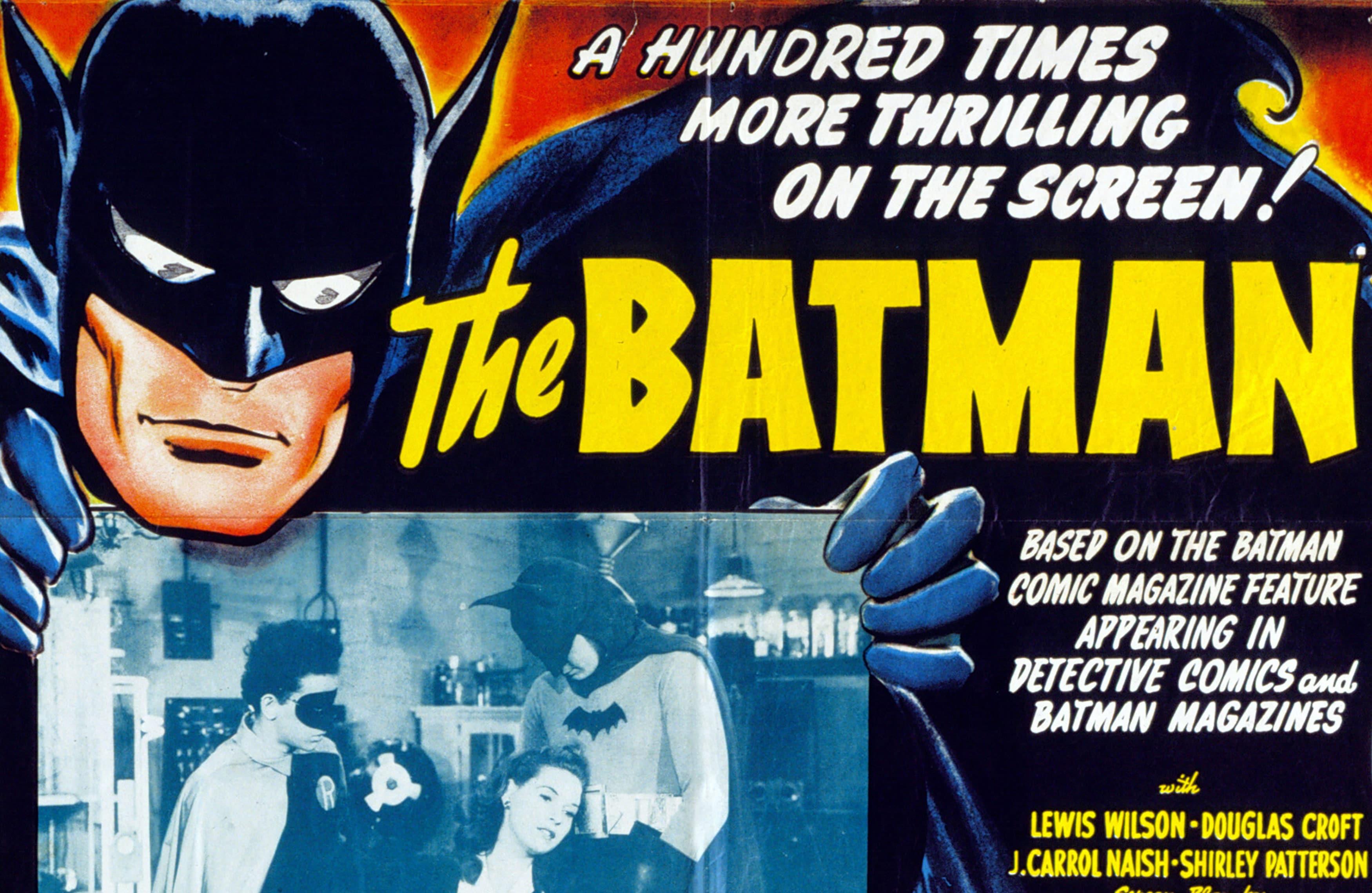 Batman Takes Over