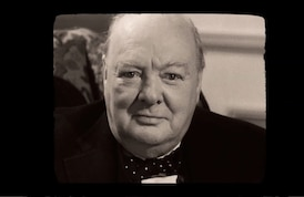 Churchill and the Movie Mogul Profile Image