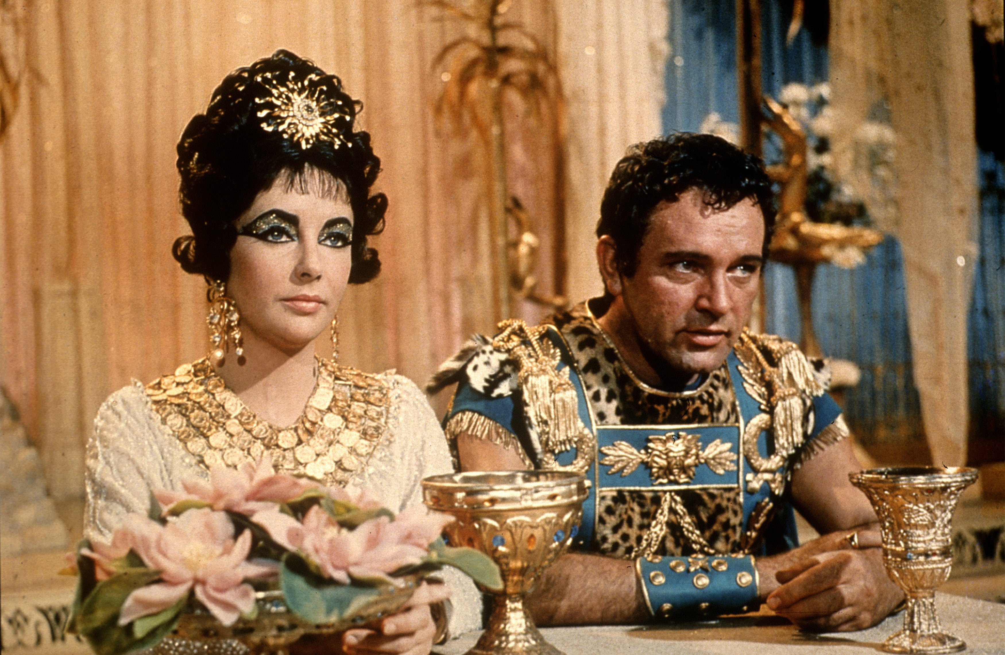 Cleopatra 1963 Turner Classic Movies