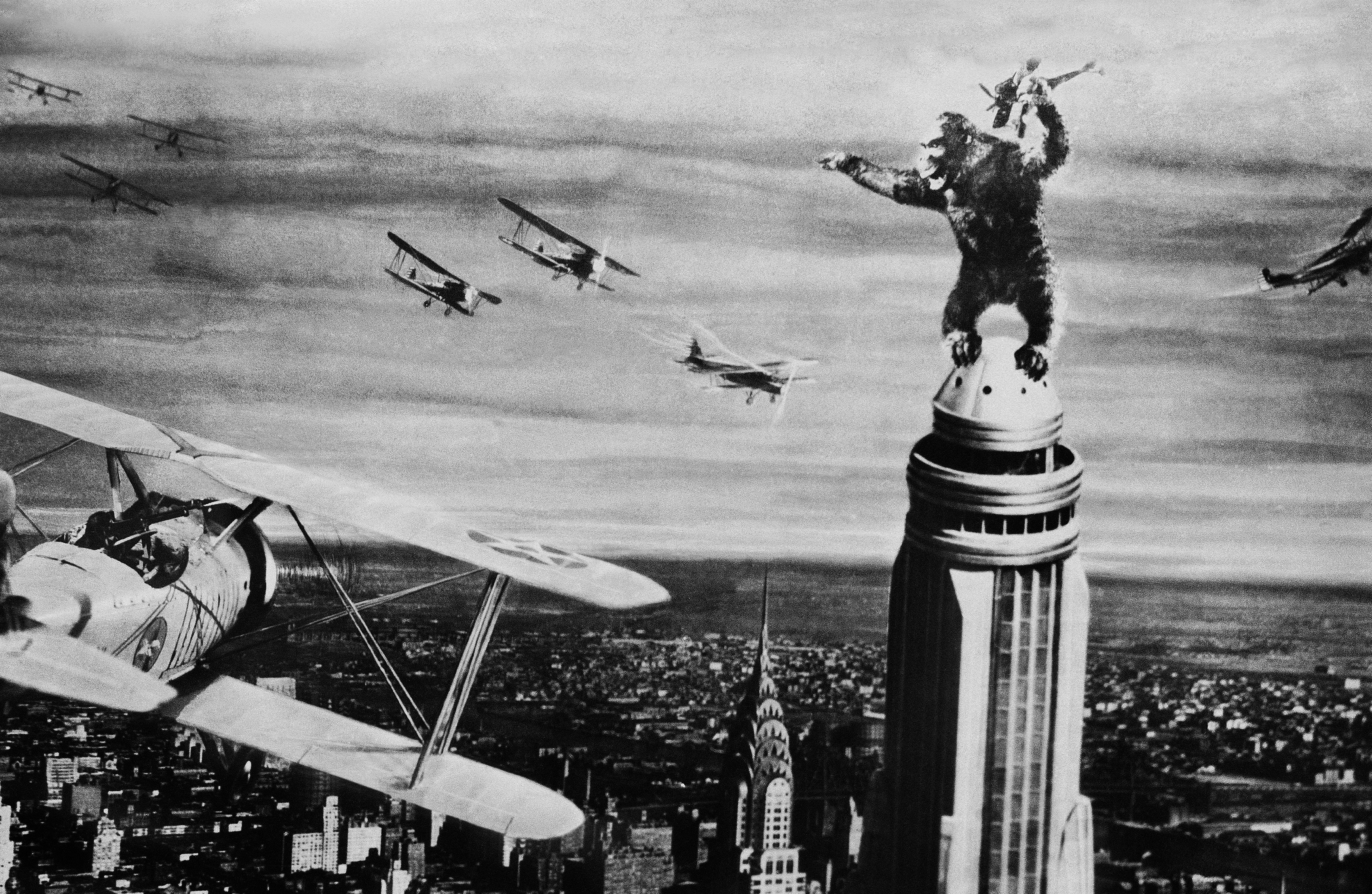 King Kong 1933 Turner Classic Movies