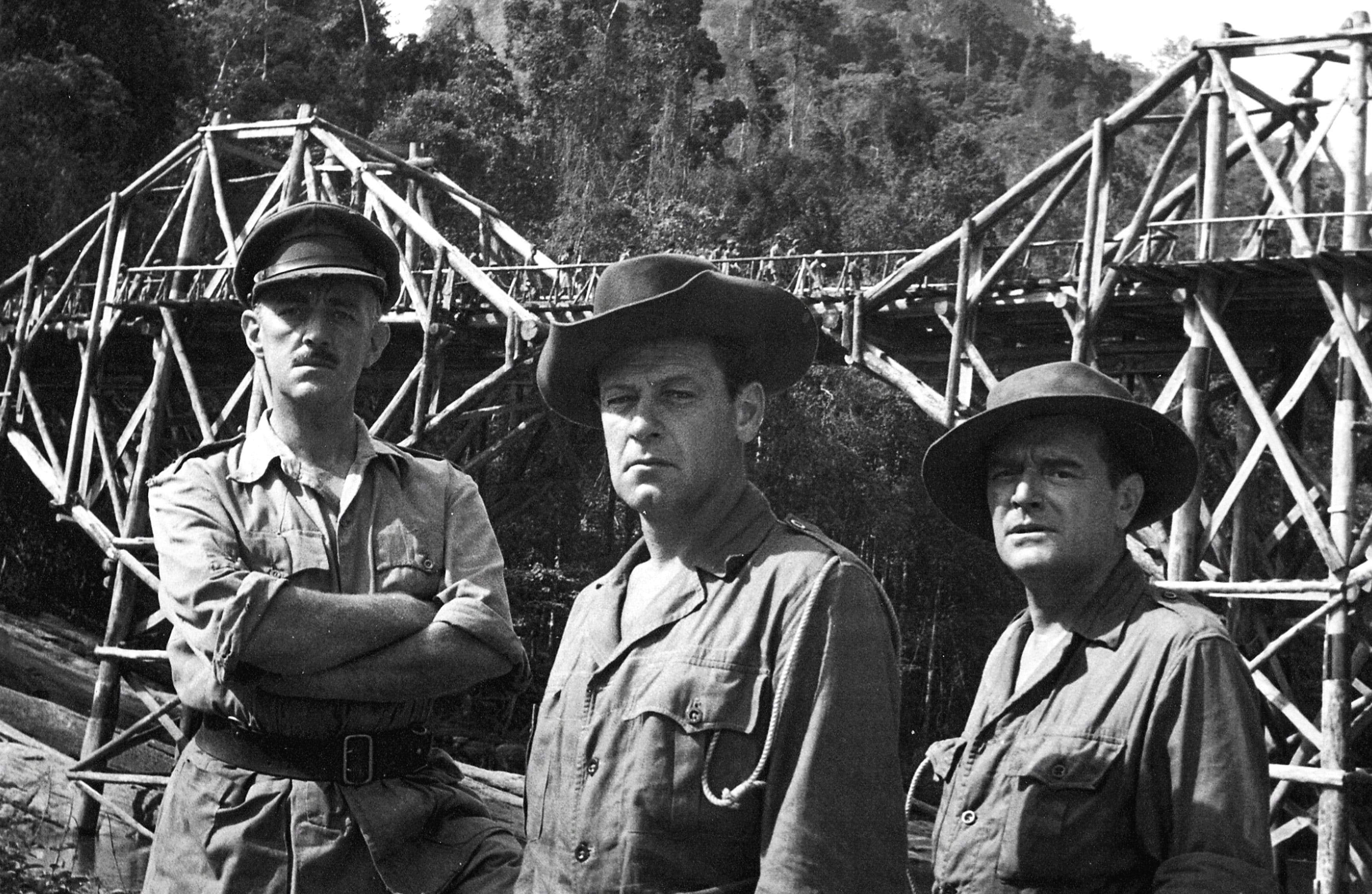 The Bridge On The River Kwai 1957 Turner Classic Movies