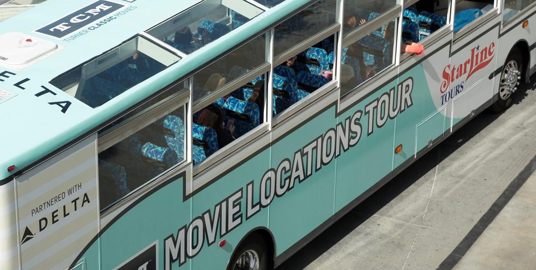 LA tour bus