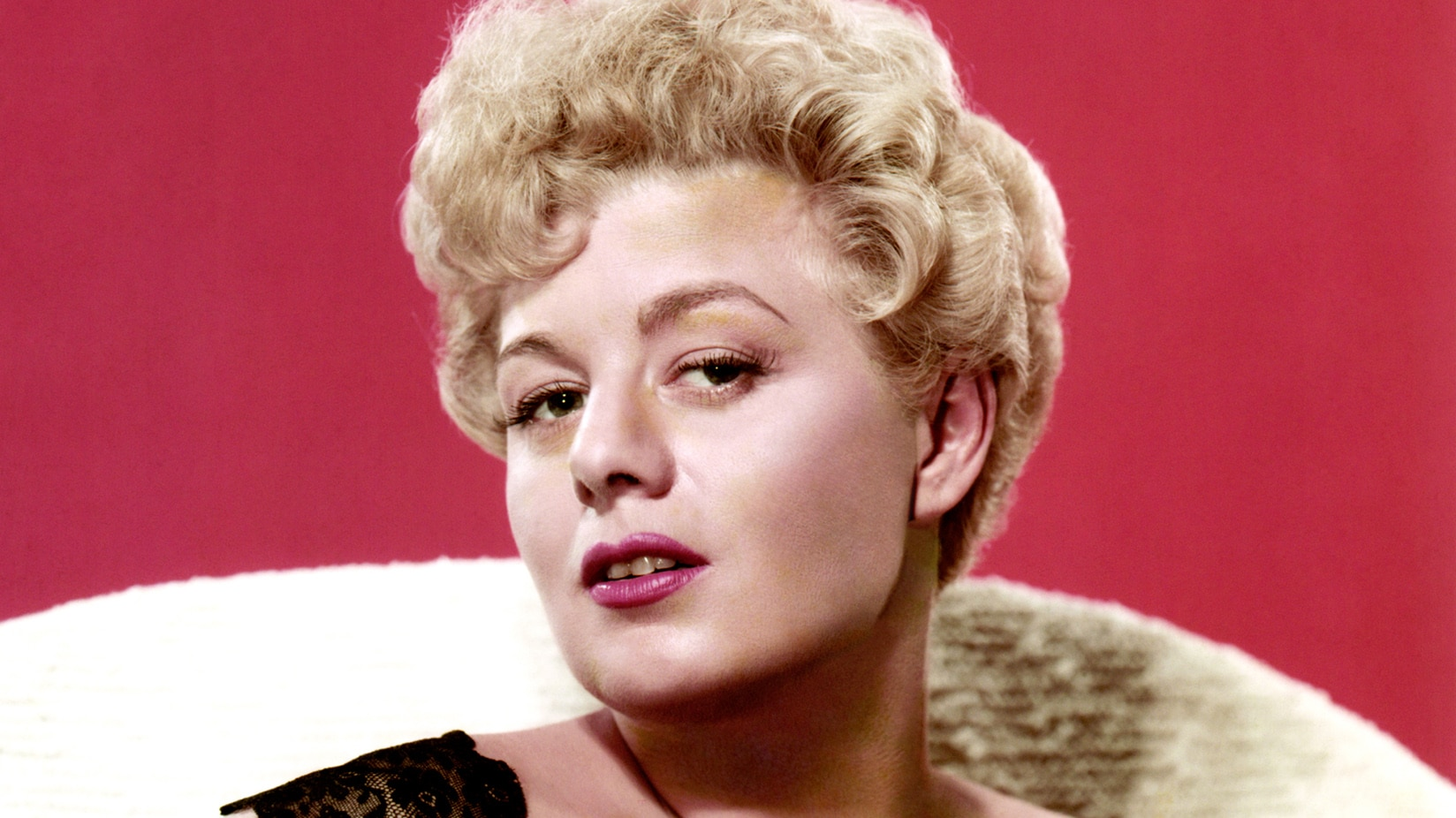 Shelley Winters - Mondays in November