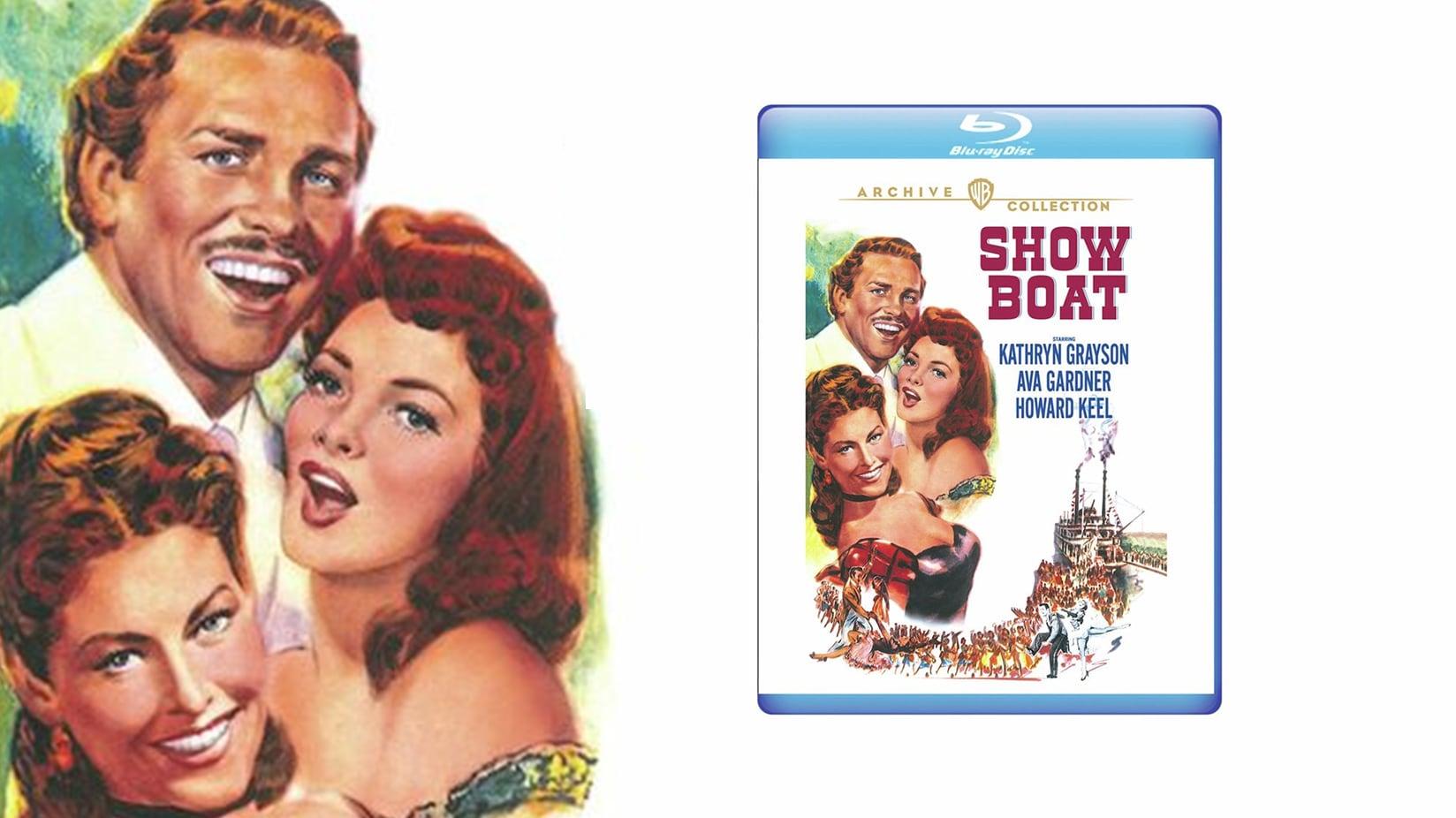 Dick Dinman & George Feltenstein Board M.g.m.'s Show Boat