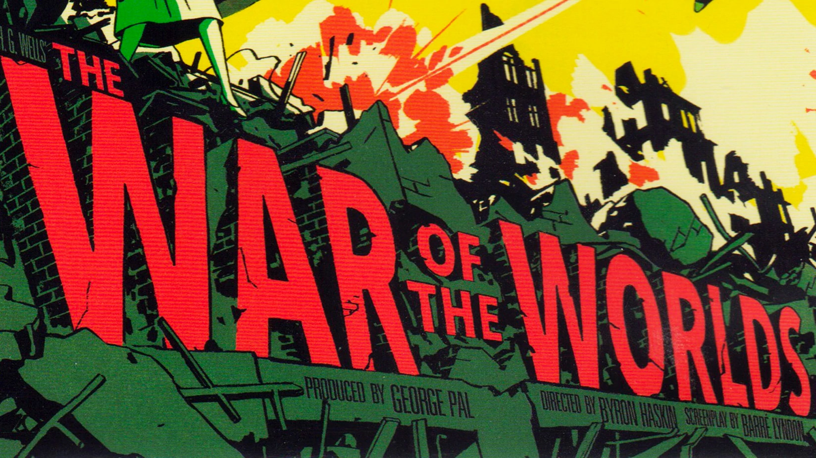 Dick Dinman & Andrea Kalas Survive The War Of The Worlds!