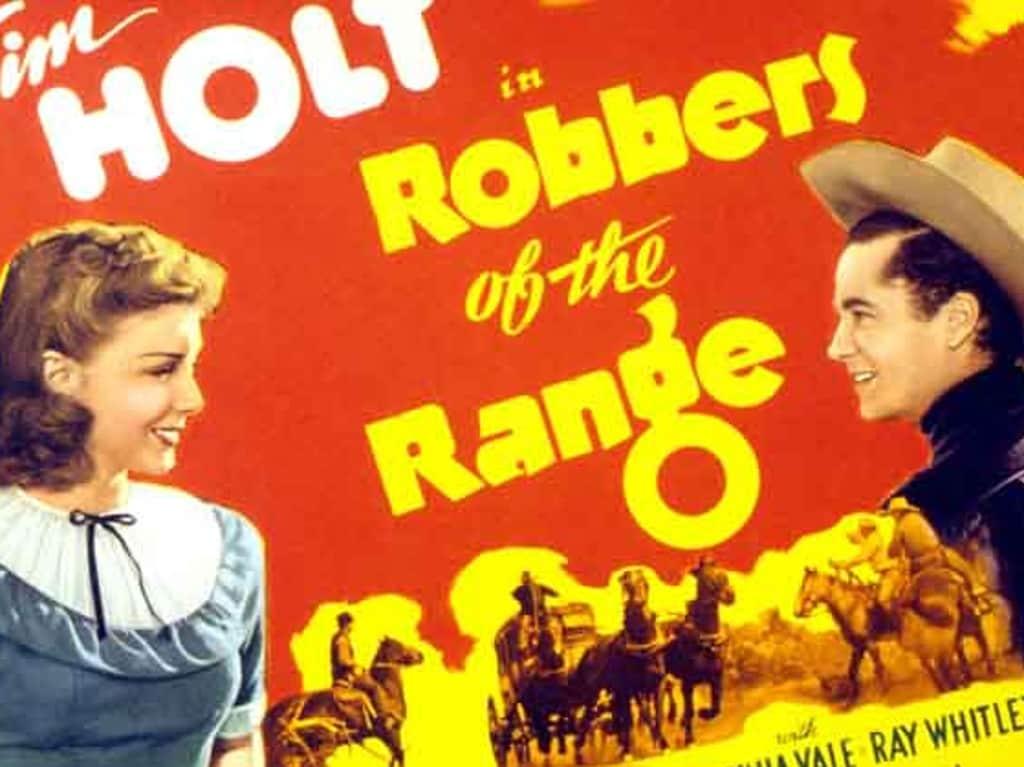 Robbers of the Range