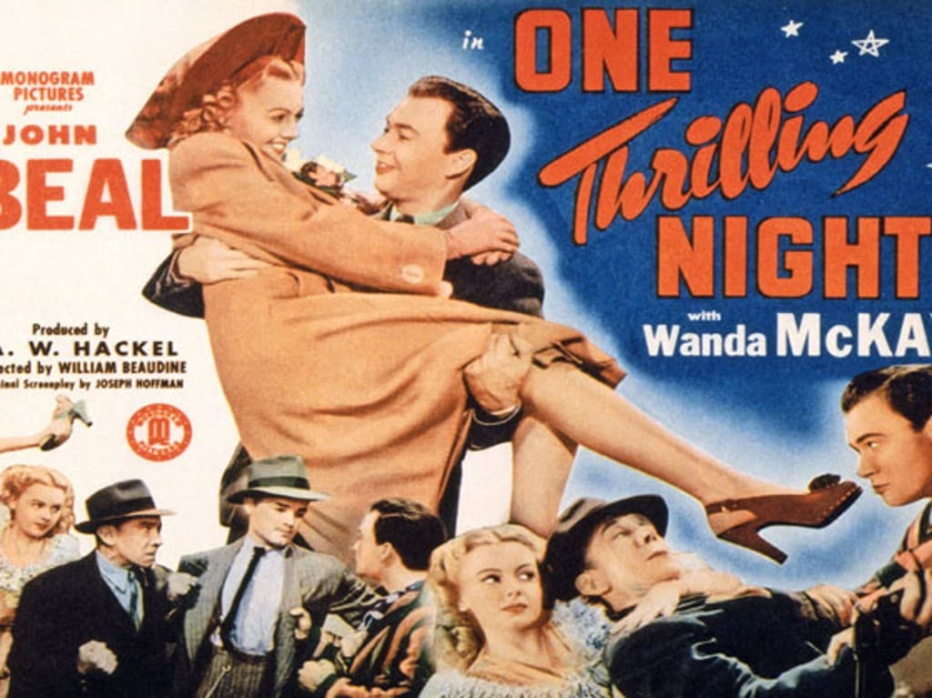 One Thrilling Night
