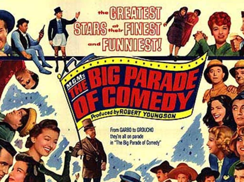 MGM's Big Parade of Comedy