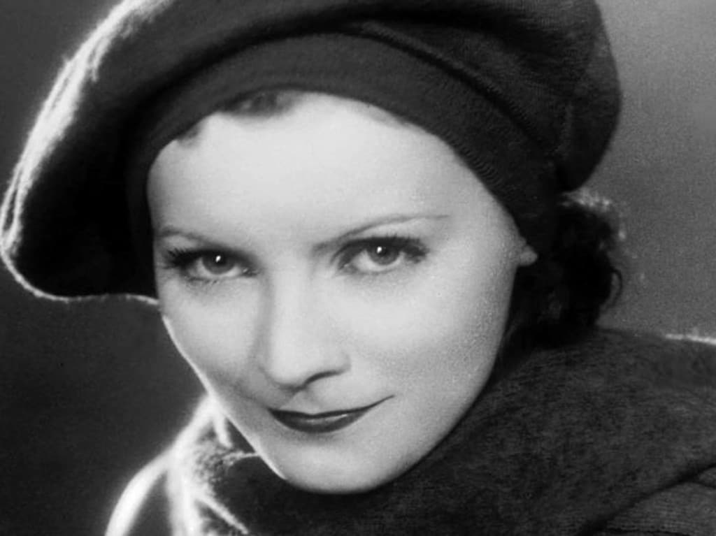 The Divine Greta Garbo