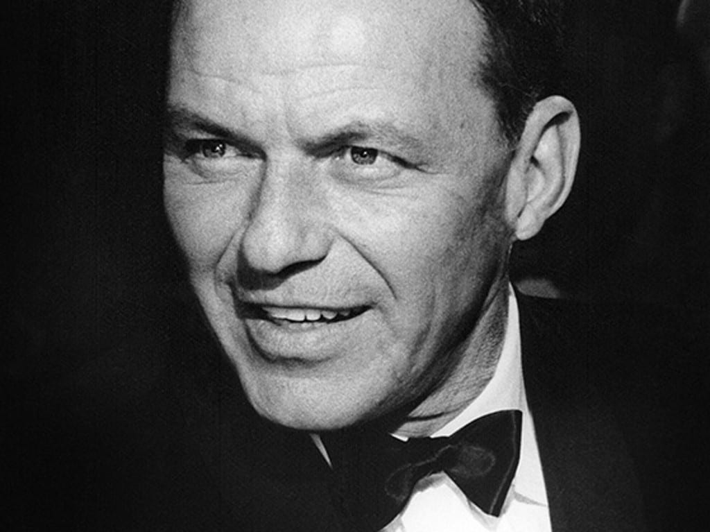 Frank Sinatra -- A Man and His Music