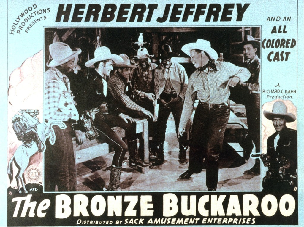 The Bronze Buckaroo