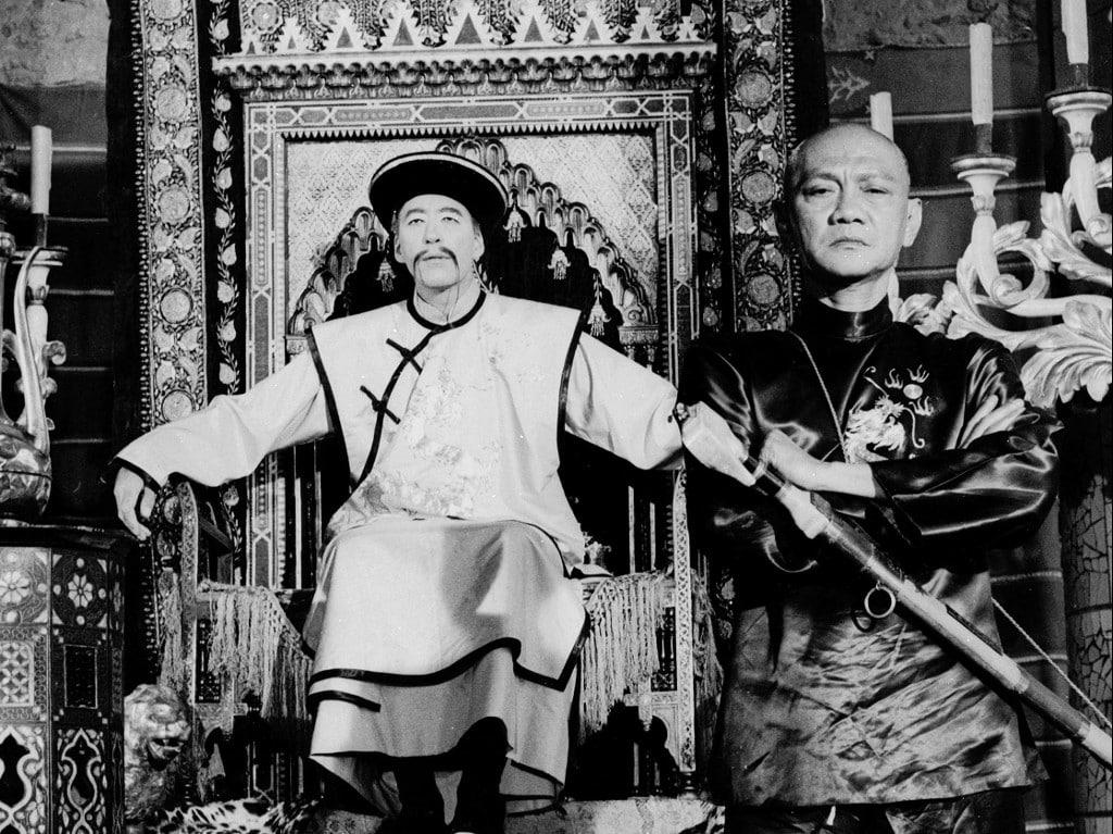 Die Folterkammer des Doktor Fu Manchu