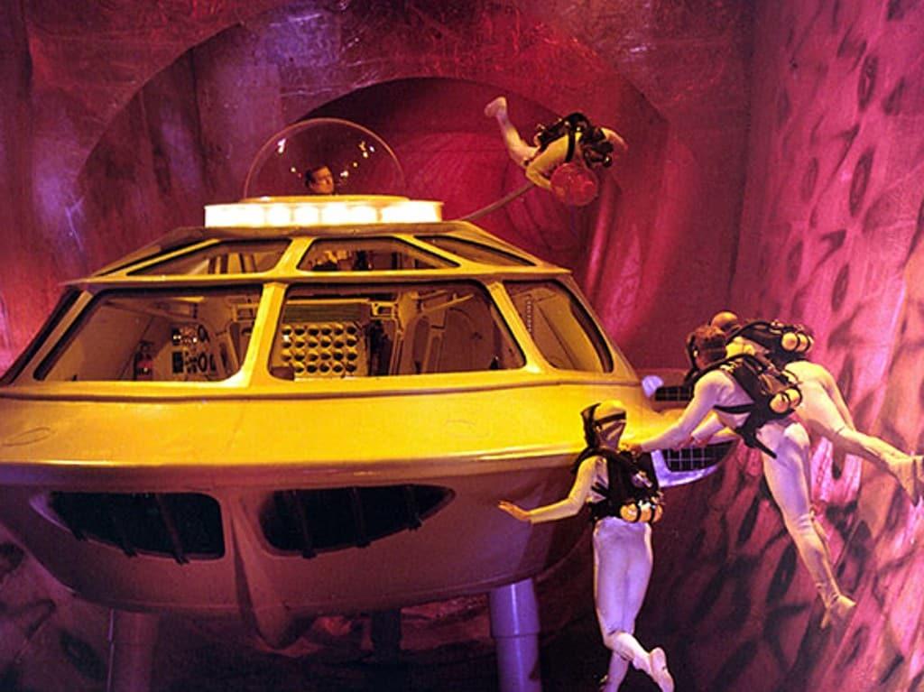 Fantastic Voyage (1966) - Turner Classic Movies
