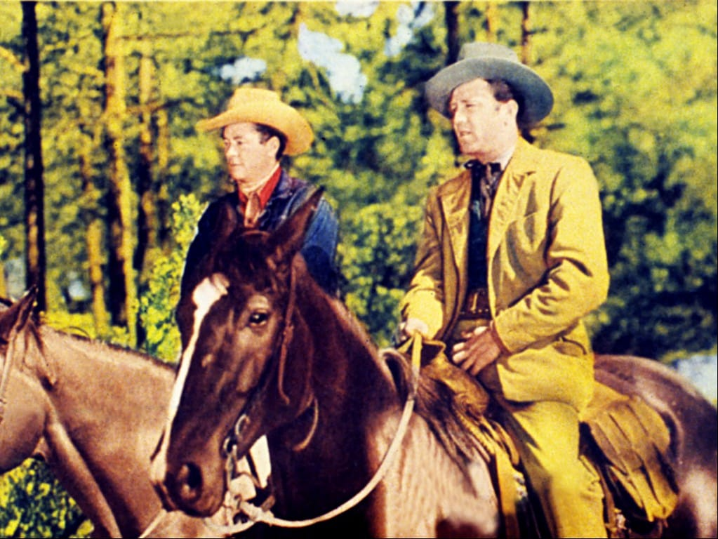 Brothers in the Saddle