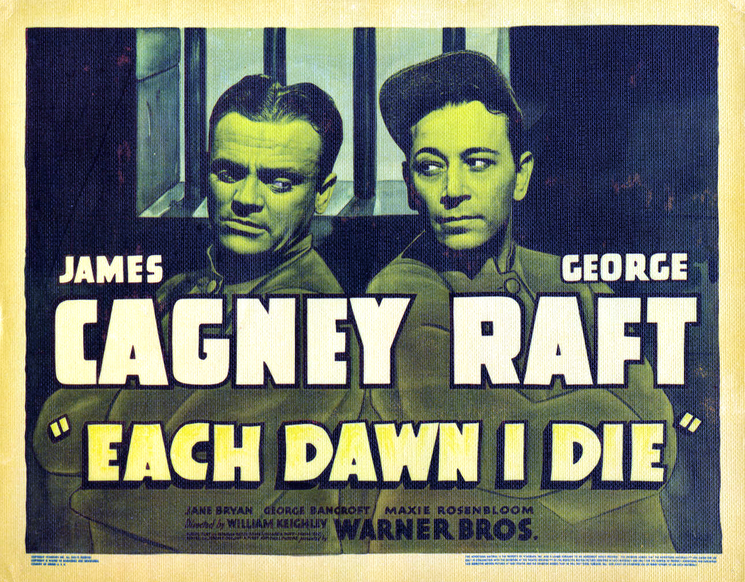 Original-release (1939) lobby card